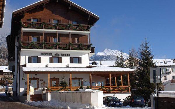 Alpské Val di Fiemme na 8 dní s polopenzí. Garance kvality INVIA.cz.