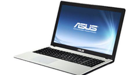Univerzální notebook ASUS X550CA-XX355H, bílá