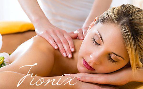 Léčivá masáž celého těla - reflexní terapie