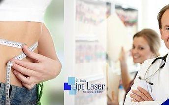Navštivte oblíbené estetické studio La Bella Vita a zhubněte do dvou týdnů o 2-3 konfekční velikosti. Ošetření deseti partií výkonným laserem.