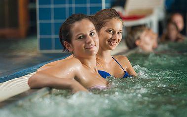 Léčivý pobyt pro DVA s bohatým wellness v hotelu Thermal Kesov