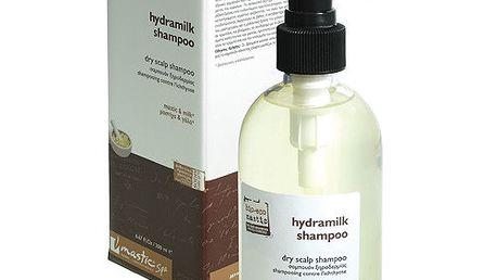 Mastic Spa Šampon proti lupům Hydramilk Shampoo (Dry Scalp Shampoo) 200 ml