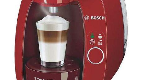 Kávovar na kapsle Bosch TAS 2005 EE Tassimo pro všechny velikosti hrníčků