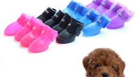 Botičky pro psy Candy - i váš pejsek se může procházet jako v bavlnce!