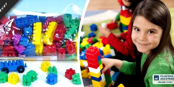 Lori je dětská variabilní polytechnická stavebnice - 500 kusů, složená z řady stavebních dílů a doplňků.