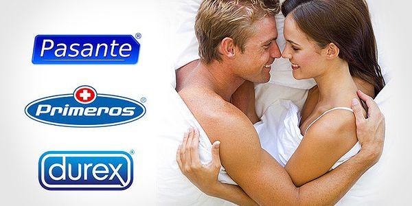 Luxusní balíčky kondomů od světových výrobců