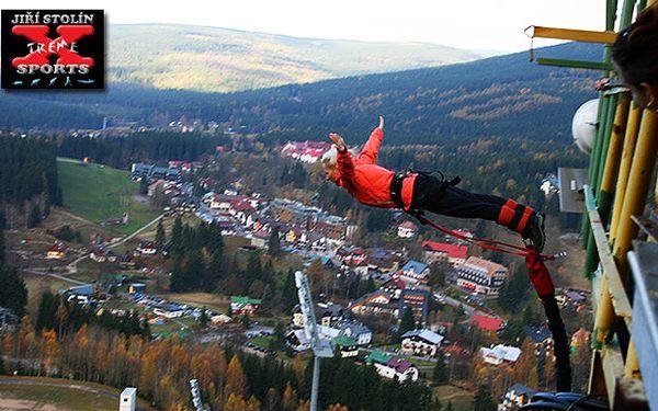 Celoroční Bungee Jumping v Harrachově