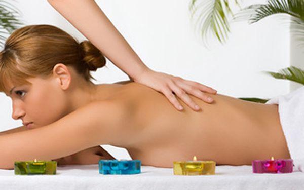 Thajská Královská masáž - úžasná relaxace. Odstraní bolesti zad + zatuhlost svalstva, pomůže i od stresu.