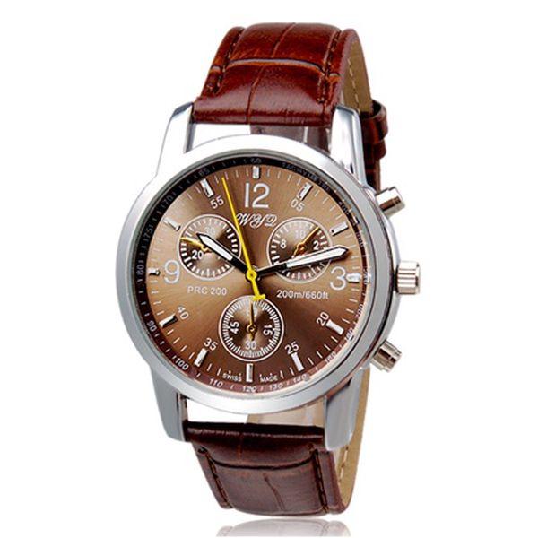 Pánské hodinky v klasických barvách a poštovné ZDARMA! - 36406391