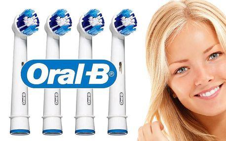 Zářivý úsměv díky Oral-B Precision Clean