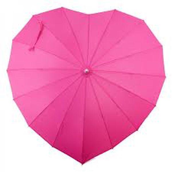 -58%!!Dárek por tchýni, maminku či sestru! Šiřte optimismus společně s Vánoci!! Deštník srdce je tu pro Vás! Další nápady na maxsleva.cz!