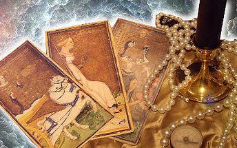 50% sleva na výklad karet! Životní cesty, Karma i Shamballa!