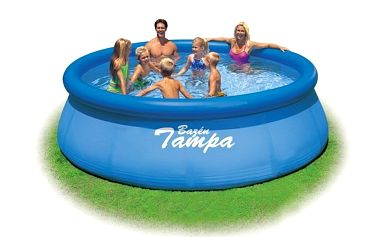 Bazén Tampa, Marimex, 3,66 x 0,91 m bez filtrace