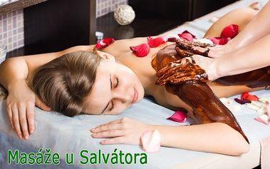 Čokoládová masáž i se zábalem za 230 Kč!!!