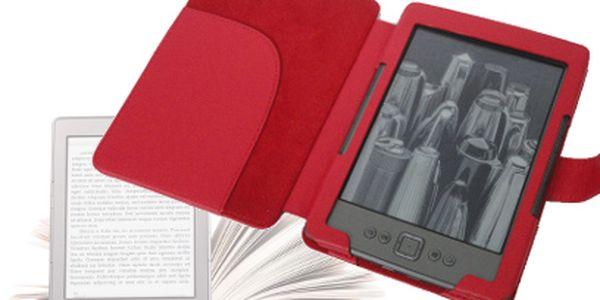 219 Kč za ochranné pouzdro na čtečku knih Kindle 4 nebo Kindle 5!