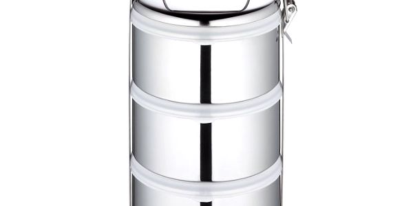 Küchenprofi nerezový nosič na přepravu jídla, 3dílný