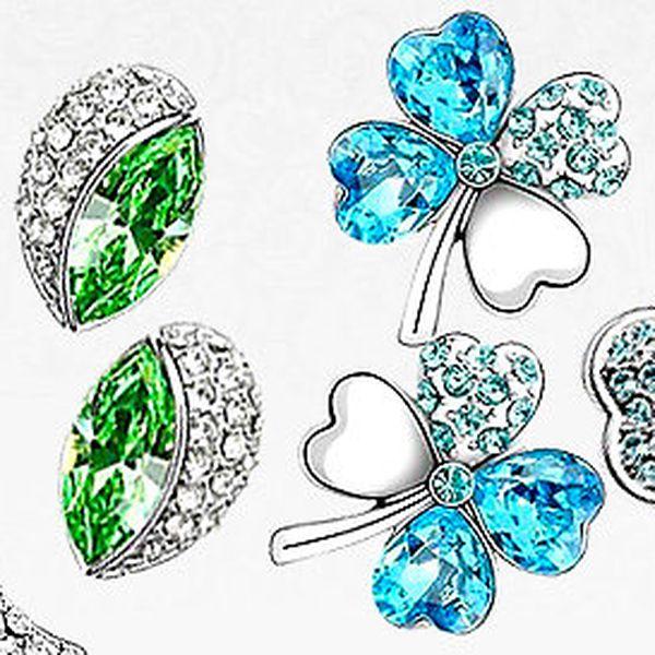 Šperkové sety vykládané Swarovski Elements