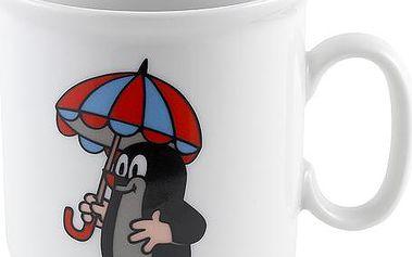 Hrneček krteček a deštník