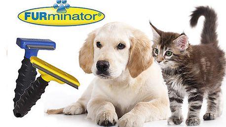 Hřeben FURminátor pro psy a kočky s poštovným