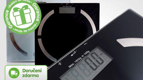 Osobní digitální váha s měřením tuku Soehnle