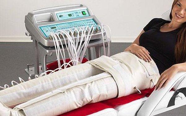 Profesionální přístrojová lymfodrenáž s ručním otevřením lymfatických cest, komplexním vyšetřením a stanovením terapie