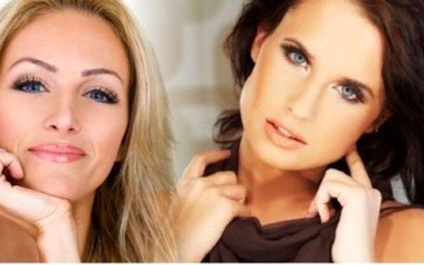 Permanentní make-up DLE VÝBĚRU! Linky, obočí i rty. Aplikaci provádí ZDRAVOTNÍ SESTRA.