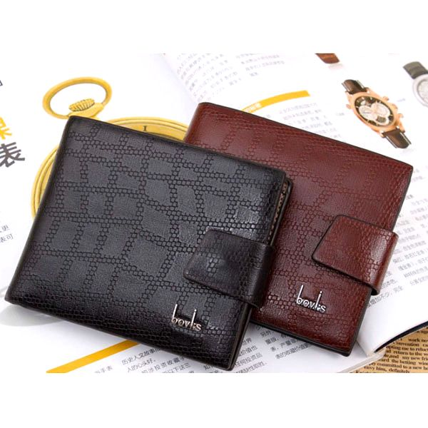 Pánská peněženka s texturou - 2 barvy a poštovné ZDARMA! - 35606420