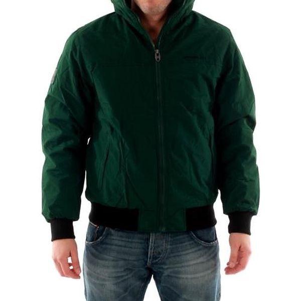 Pánská zelená bunda Catbalou