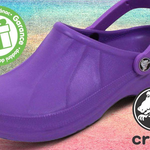 Pohodlné pantofle Crocs