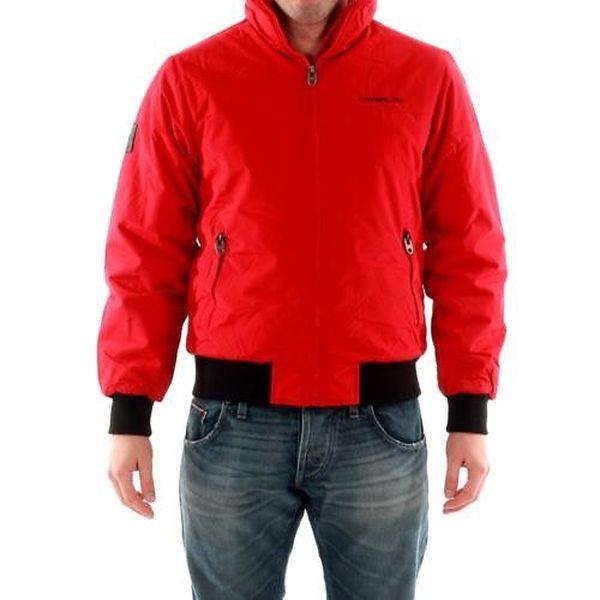 Pánská červená bunda Catbalou