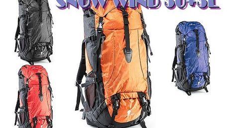 Expediční batoh Snow Wind 50+5L za 699 Kč