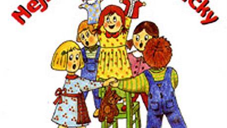 Nejkrásnější písničky z českých pohádek, CD