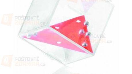 Plastový hlavolam s kovovými kuličkami a poštovné ZDARMA s dodáním do 3 dnů! - 13706417