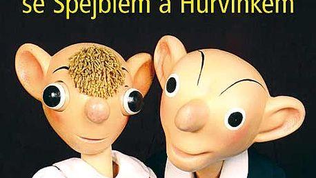 Divadlo Spejbla a Hurvínka - To nejlepší se Spejblem a Hurvínkem, 4 CD