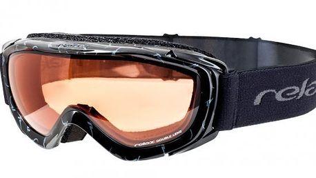 Kvalitní brýle Relax Felt HTG16F na snowboard nebo lyže