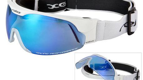 Brýle Relax Cross HTG34A vhodné pro běžecké lyžování