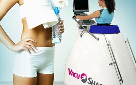 Skvělých 89 Kč za 1x30 minut cvičení ve VACUSHAPE + 5 minut rozehřátí na Bodyrollu ve Vašem oblíbeném studiu SLIM BODY.