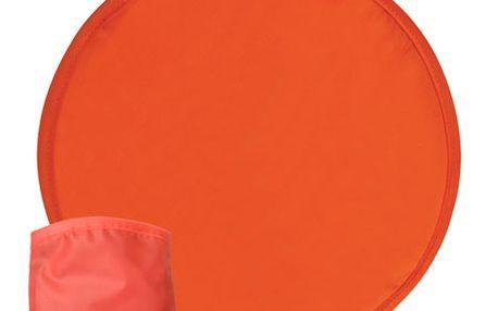 Skládající létající talíř pro psy - červený a poštovné ZDARMA s dodáním do 3 dnů! - 3706440