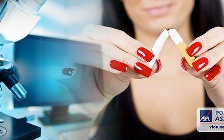 Dali jste si novoroční předsevzetí nekouřit? Nebo hledáte vylepšení psychiky či sestavu programů využitelných při depresích? Vyzkoušejte účinky Biorezonanční léčby BICOM při antinikotinové a antistresové terapii!