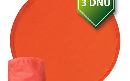 Skládající létající talíř pro psy - červený a poštovné ZDARMA s dodáním do 3 dnů! - 2506440