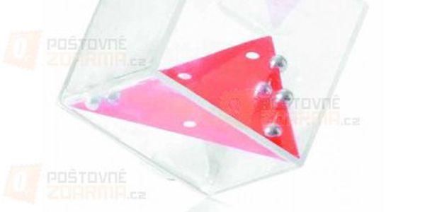 Plastový hlavolam s kovovými kuličkami a poštovné ZDARMA s dodáním do 3 dnů! - 10406417