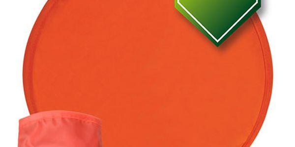 Skládající létající talíř pro psy - červený a poštovné ZDARMA s dodáním do 3 dnů! - 1206440