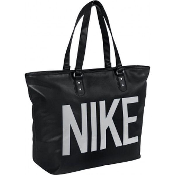 Dámská taška pro volný čas - Nike HERITAGE AD TOTE černá