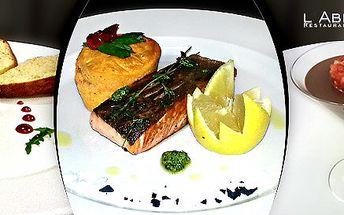 Romantická večeře v l'Abbuffata pro dva