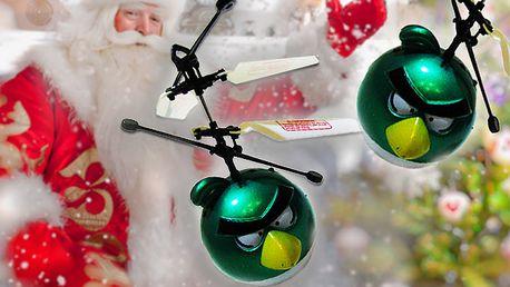 Létající Angry Birds