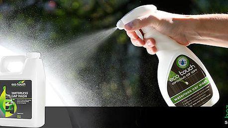 Exkluzivní dárkový set pro suché mytí automobilu