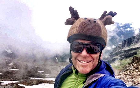 Potah na lyžařské helmy - Opice