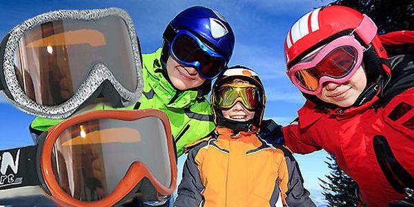 Brýle na lyže nebo snowboard - dámské | pánské