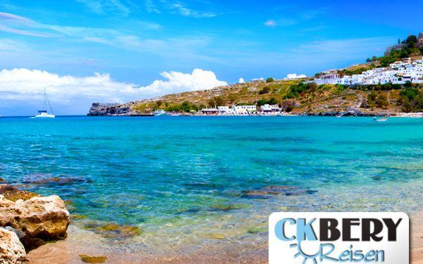 Letní dovolená v Řecku – 8 dní letecky s polopenzí na Olympské riviéře