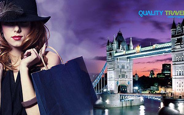 Povánoční Londýn – nakupování i památky